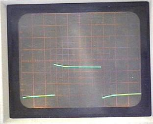 5.2 ma output with saline wet paper on handles at 30kHz